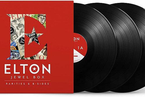 Elton John - Jewel Box - Rarities & B-Sides LP Released 13/11/20