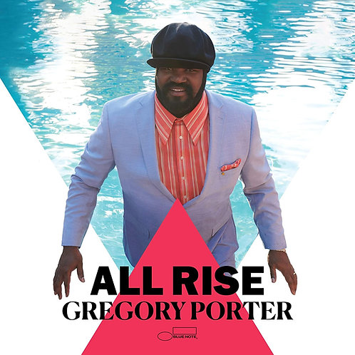 Gregory Porter - All Rise LP Released 28/08/20