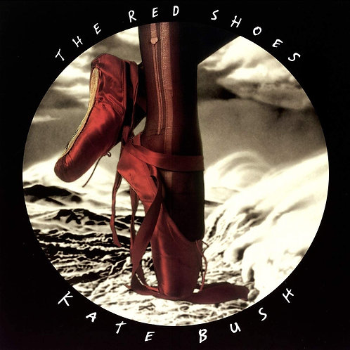 Kate Bush - The Red Shoes - Double LP