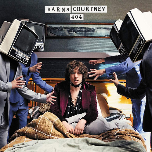 Barns Courtney - 404 CD Released 06/09/19