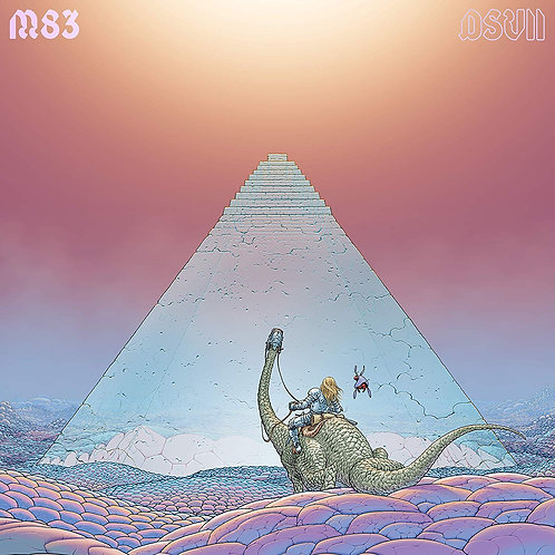 M83 - DSVII CD Released 20/09/19