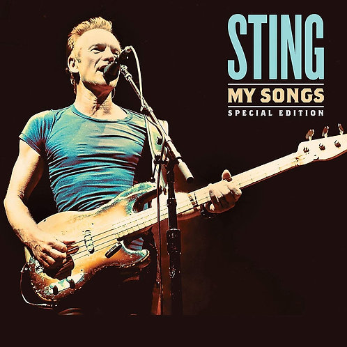 Sting - My Songs Special Edition CD Released 08/11/19