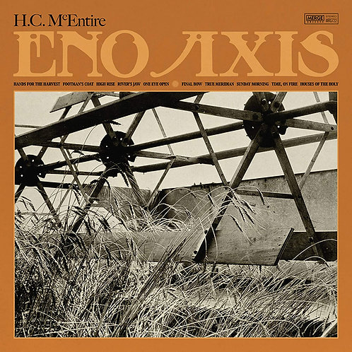 H. C. McEntire - Eno Axis LP Released 21/08/20