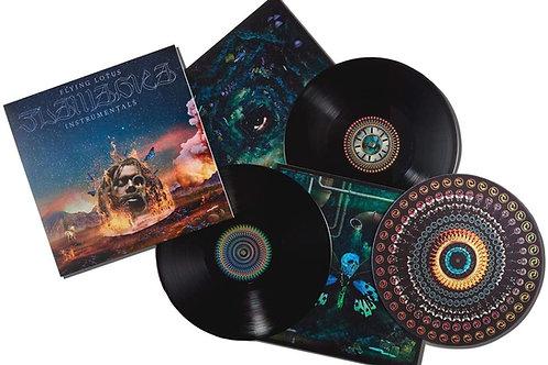 Flying Lotus - Flamagra (Instrumentals) LP Released 29/05/20
