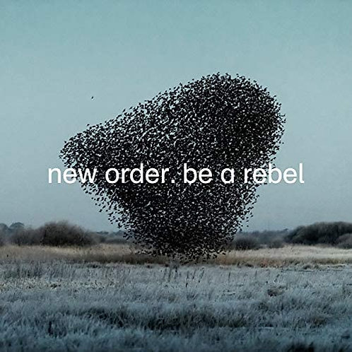 "New Order - Be A Rebel 12"" Released 13/11/20"