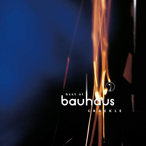 Bauhaus - Crackle: The Best Of Bauhaus LP