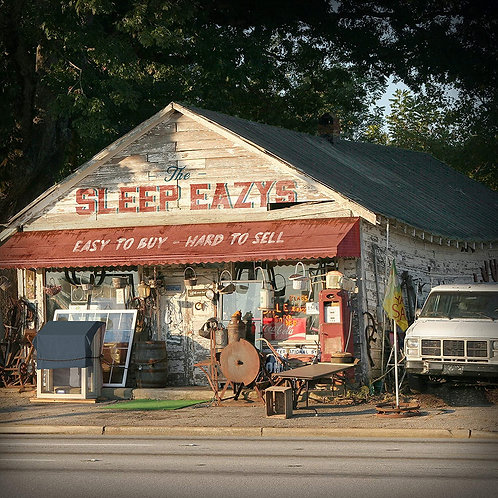 The Sleep Eazys - Easy To Buy, Hard To Sell CD Released 15/05/20