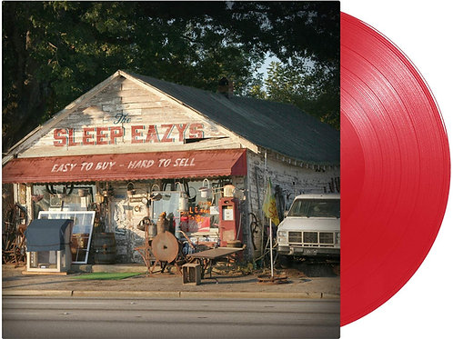 The Sleep Eazys - Easy To Buy, Hard To Sell LP Released 15/05/20