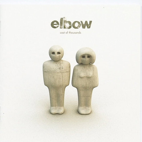 Elbow - Cast Of Thousands LP Released 11/12/20