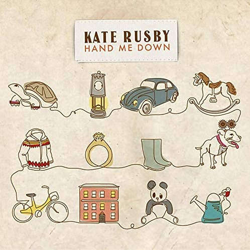 Kate Rusby - Hand Me Down LP Released 22/01/21