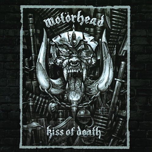 Motorhead - Kiss Of Death LP