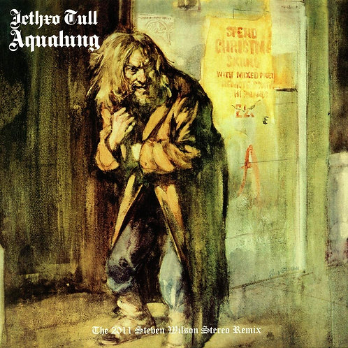 Jethro Tull - Aqualung - Steven Wilson Stereo Mix LP