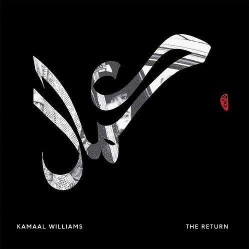 Kamaal Williams - The Return LP Released 18/10/19