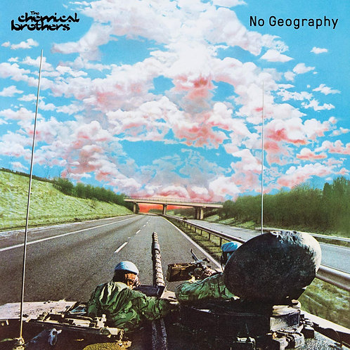 The Chemical Brothers - No Geography LP