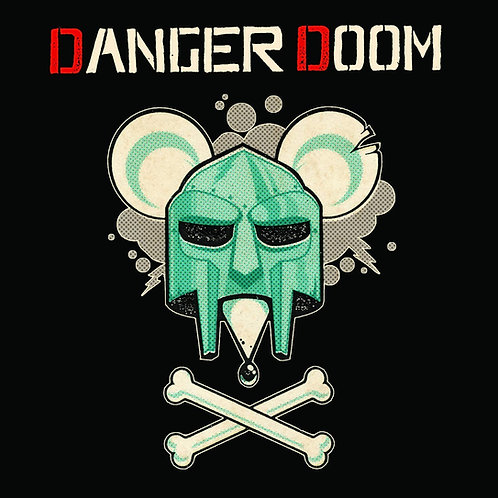 Dangerdoom - The Mouse And The Mask - Metalface Version - Triple LP