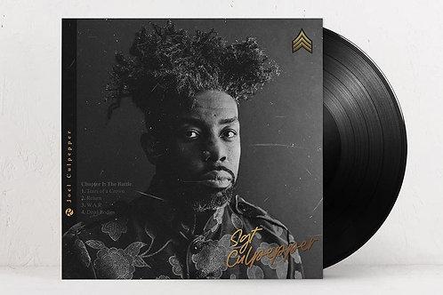Joel Culpepper - Sgt Culpepper - Gold Vinyl LP Released 23/07/21
