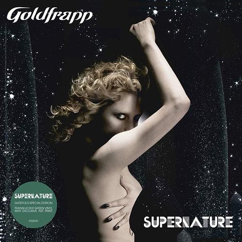 Goldfrapp - Supernature LP Released 14/08/20