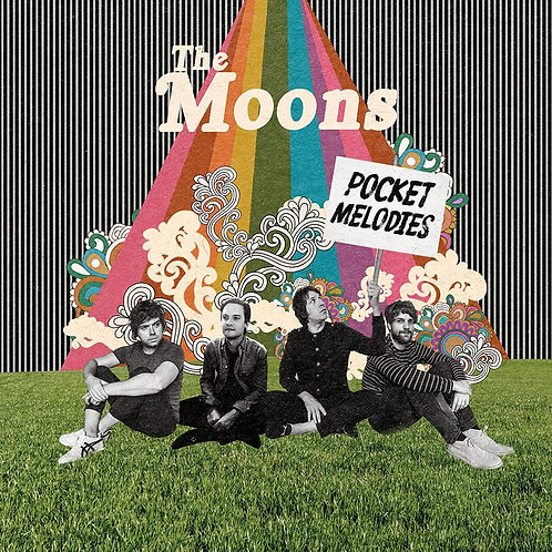The Moons - Pocket Melodies LP Released 23/10/20