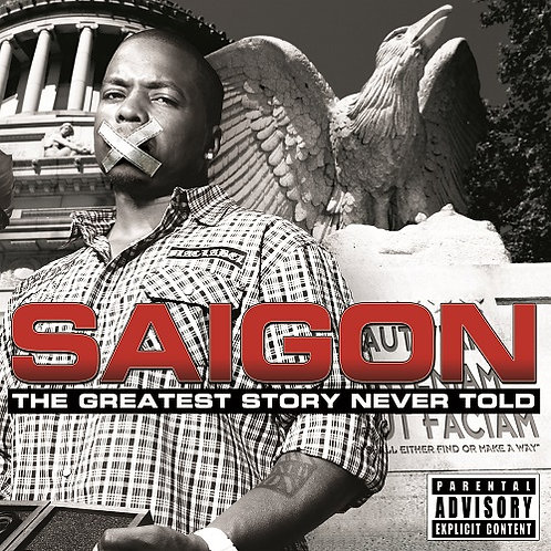 Saigon - The Greatest Story Never Told LP