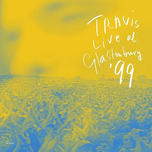 Travis - Live At Glastonbury LP Released 21/06/19