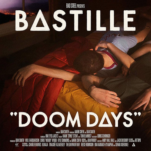 Bastille - Doom Days CD Released 14/06/19