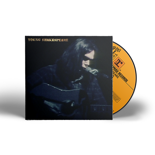 Neil Young - Young Shakespeare CD Released 26/03/21