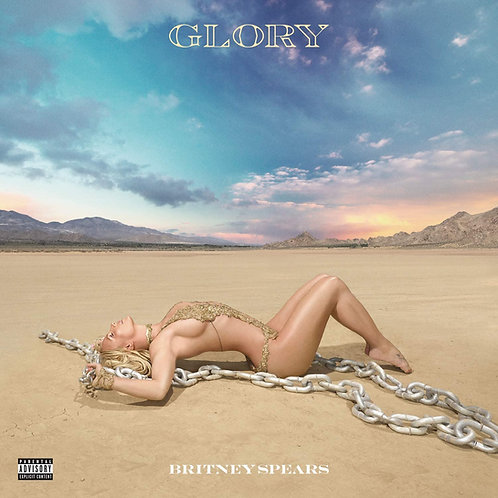Britney Spears - Glory Deluxe Edition LP Released 04/12/20