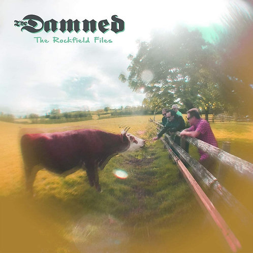 The Damned - The Rockfield Files EP Released 16/10/20