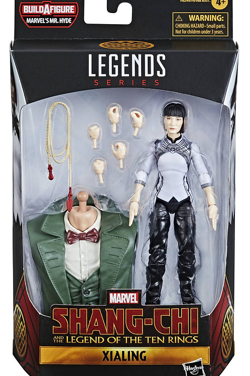 MARVEL LEGENDS SHANG-CHI MOVIE 6IN XIALING