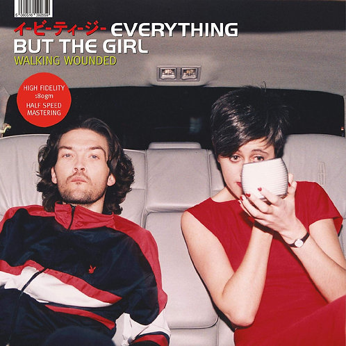 Everything But The Girl - Walking Wounded LP Released 08/11/19