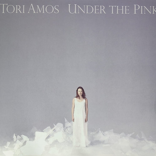 Tori Amos - Under The Pink - Pink Vinyl Double LP Released 16/07/21 1