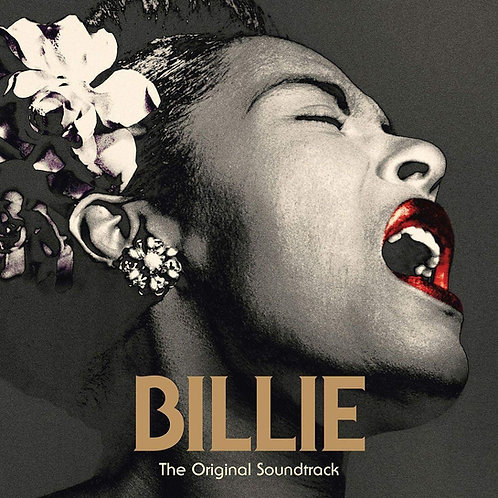 Billie Holiday - Billie - Original Soundtrack LP Released 13/11/20
