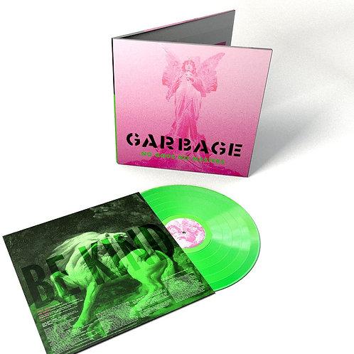 Garbage - No Gods No Masters - Green Vinyl LP Released 11/06/21