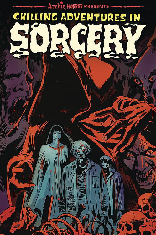 Chilling Adventures of Sorcery [TPB]