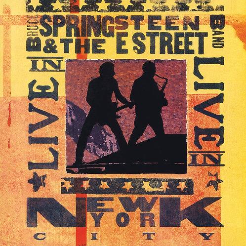 Bruce Springsteen - Live In NewYork City LP Released 21/02/20