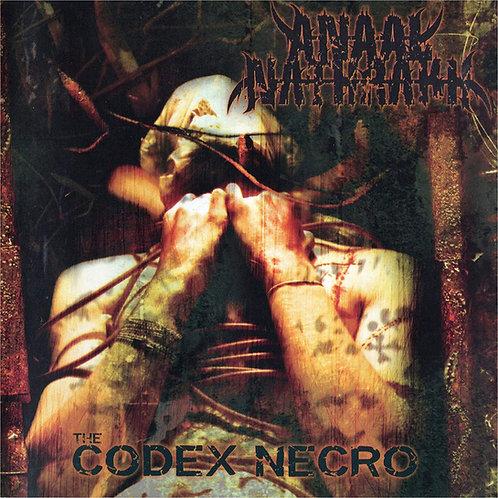 Anaal Nathrakh - The Codex Necro LP Released 11/06/21