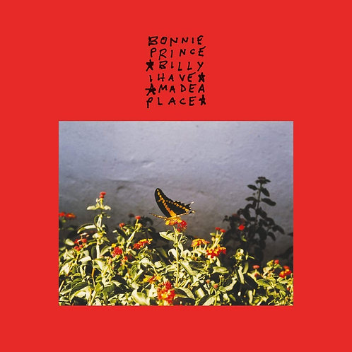 Bonnie Prince Billy - I Made A Place LP Released 15/11/19
