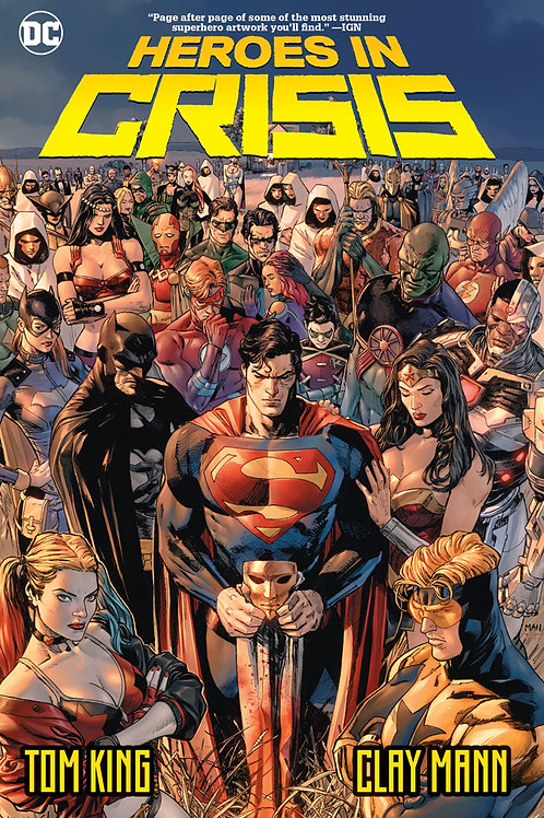 Heroes in Crisis [HC]