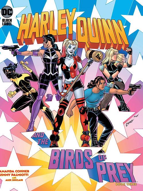 Harley Quinn & BIRDS OF PREY #3
