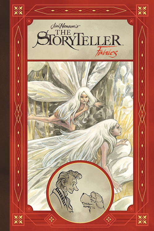 Jim Henson Storyteller Fairies [HC]