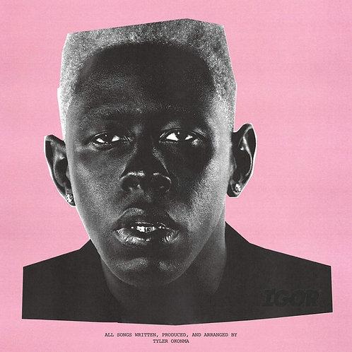 Tyler The Creator - Igor CD Released 23/08/19