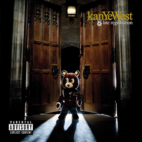 Kanye West - Late Registration - Vinyl LP