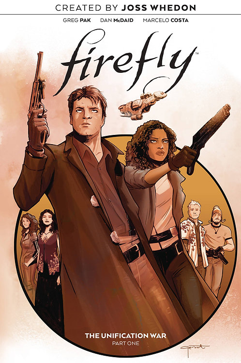 "FIREFLY "" UNIFICATION WAR"""