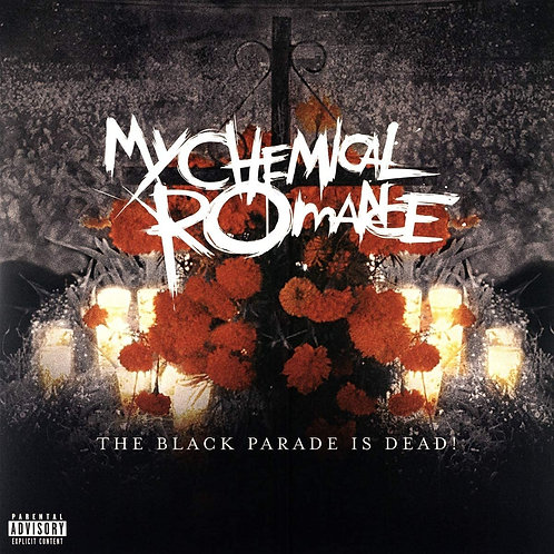My Chemical Romance - The Black Parade Is Dead LP