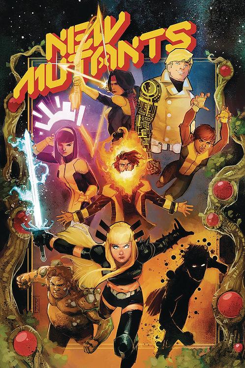 New Mutants Volume 01 [TPB]