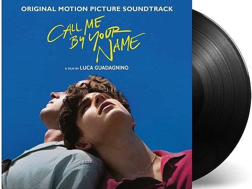 Call Me By Your Name Original Soundtrack Vinyl LP