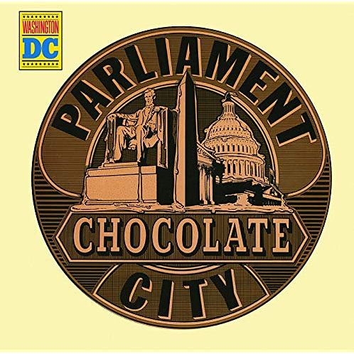 Parliament - Chocolate City LP Released 21/06/19