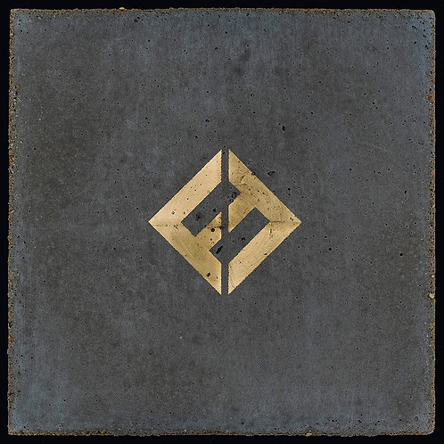 Foo Fighters - Concrete And Gold LP