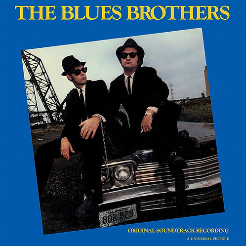 The Blues Brothers - Original Soundtrack LP Released 09/10/20