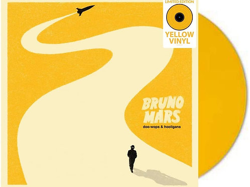 Bruno Mars - Doo-Wops And Hooligans LP Released 18/12/20